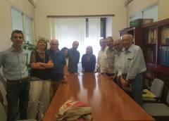"""Le Associzioni di """"SOS Sicilia centrale"""" incontrano il Soprintendente Vullo"""