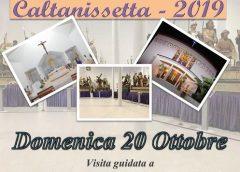 """""""Scoprire e riscoprire Caltanissetta"""", domenica visita al museo delle vare"""