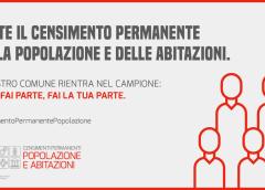 In corso il Censimento Istat 2019 nel Comune di Caltanissetta. Dal 10 novembre la seconda fase dei questionari alle famiglie
