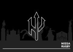 La club house della DLF Nissa Rugby per il decimo Enduro dei Castelli