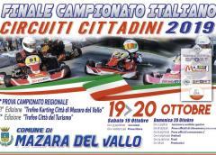 Mazzara del Vallo ospita le finali Karting