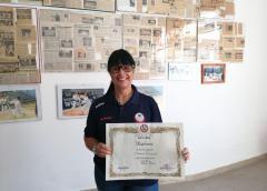 Karate, Maria Russica conquista il settimo dan