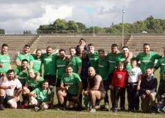 Nissa Rugby, primo successo in Serie C contro l'ostico Vittoria
