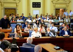 Intitolazione sala a don Luigi Sturzo. I consiglieri del Movimento 5 Stelle rispondono alle critiche dell'Opposizione