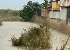 Maltempo in Sicilia, trasporti in tilt: strade invase dal fango e treni in ritardo