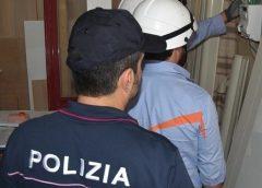 Caltanissetta, allaccio abusivo alla rete. 60enne denunciato dalla Polizia di Stato per furto di energia elettrica