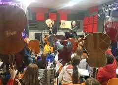 """Progetto """"La Musica è Vita … crea la tua partitura"""", protagonisti gli studenti della """"Caponnetto"""""""