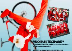 "Beneficienza: ""Imera Family Bikers"" organizza la corsa dei Babbo Natale in bicicletta"