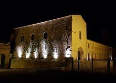 """Italia Nostra.""""Pietrarossa"""", un castello fantasma nel buio della notte"""