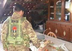 Rinvenuti a Messina in un appartamento decine di residuati bellici, interviene l'Esercito