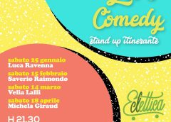 Let's Comedy a Caltanissetta