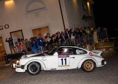 Automobilismo: il campione italiano rally autostoriche, Angelo Lombardo, con la RO racing nel 2020