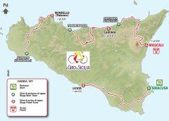 Il Giro di Sicilia 2020, saranno 24 i team al via