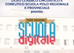 Premio Scuola Digitale al classico