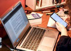 Didattica on line computer per famiglie in difficoltà  domani