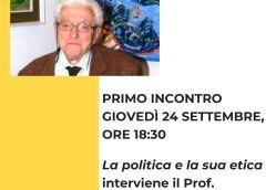 Il circolo PD Guido Faletra e i Giovani Democratici di Caltanissetta ripartono dalla formazione politica