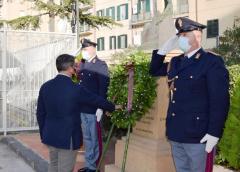 Caltanissetta, insediato il nuovo Questore Emanuele Ricifari