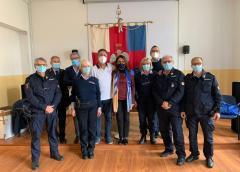 Rotary Club di Caltanissetta, corso di Blsd per la Polizia Municipale del capoluogo