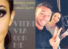 """Dal 9 novembre in uscita su tutti i digital store """"Vieni via con me"""", nuovo brano della cantautrice nissena Cristina Gangi"""