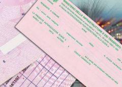 Fogli rosa e patenti prorogati fino allo scadere dello stato di emergenza da Covid-19