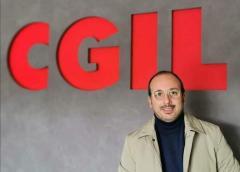 CGIL, Giudice segretario regionale della Sicilia