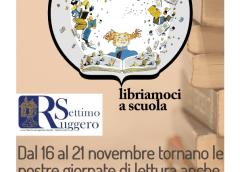 """Il Liceo Classico, Linguistico e Coreutico """"R. Settimo"""" partecipa all'iniziativa """"Libriamoci"""