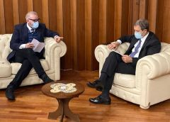 Confcommercio: Musumeci incontra i vertici siciliani