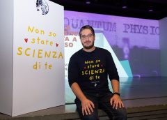 San Cataldo. Scuola Carducci: seminario con l'astrofisico Luca Perri sulle fake news