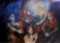 Il Convivio del nisseno Guadagnuolo, nei cinque Continenti, per celebrare i 700 anni dalla morte di Dante Alighieri