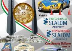 6° Autoslalom Città di Sant'Angelo Muxaro