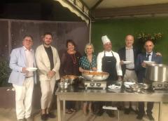 """Convegno """"Neviere di Sicilia: granite, sorbetti, gelati"""" – organizzazione Accademia italiana della cucina della delegazione di Canicattì"""