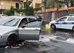 Scende da auto e viene travolto da acqua, morto nel Catanese