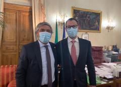 Pnrr, incontro tra Patuanelli e Scilla: rassicurazioni sulla recuperabilità dei progetti siciliani