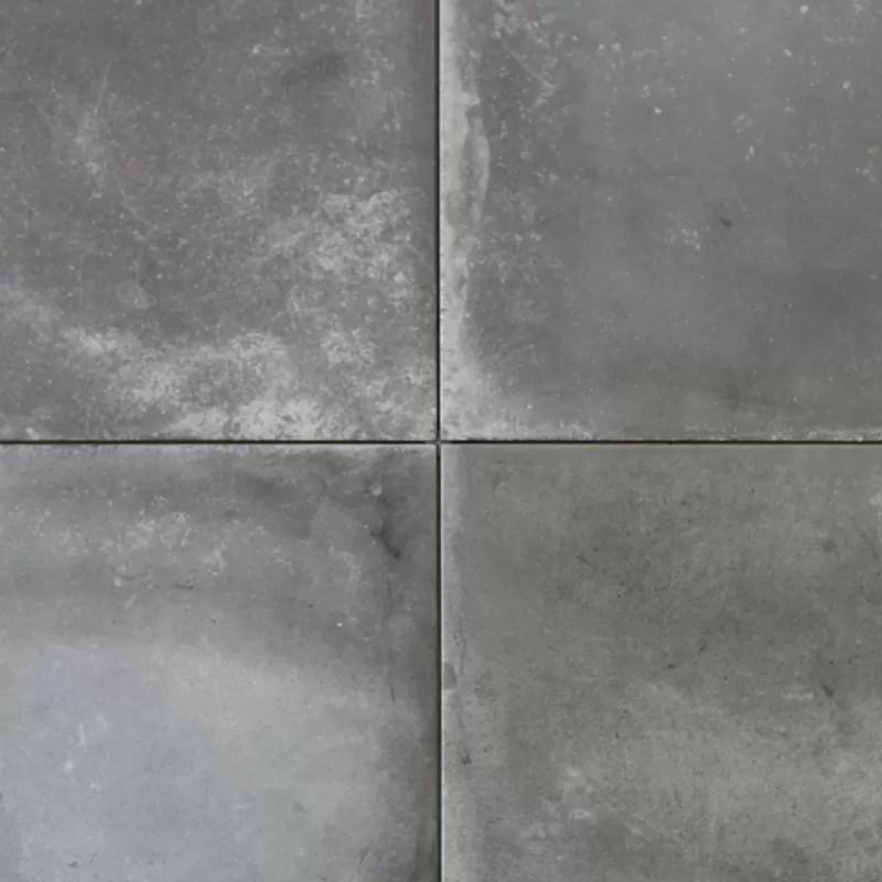 500x500mm Factory Taupe Portuguese Concrete Look Glazed Porcelain Tile 5148  Tile Factory