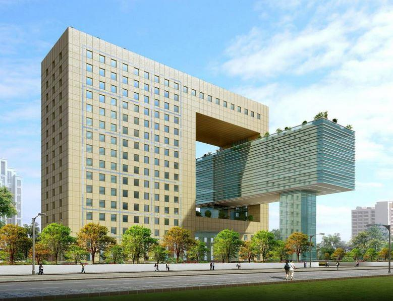 Hafeez Contractor ONGC Corporate Offices  Proposed ONGC