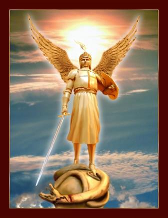 Image result for Archangel Michael HD