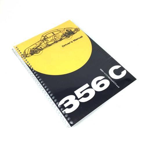 Porsche 356C Drivers Manual