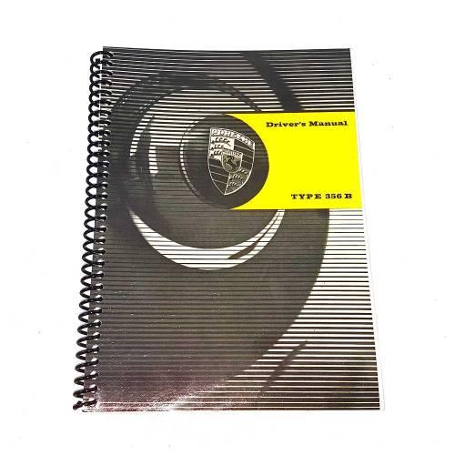 Porsche 356B Drivers Manual T6 Bodied