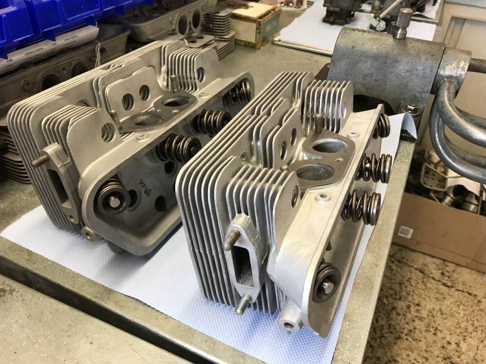 Porsche 356 Cylinder Heads