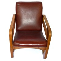 Iconic Original Airline Chair by KEM Weber 1935 | TFTM Melrose