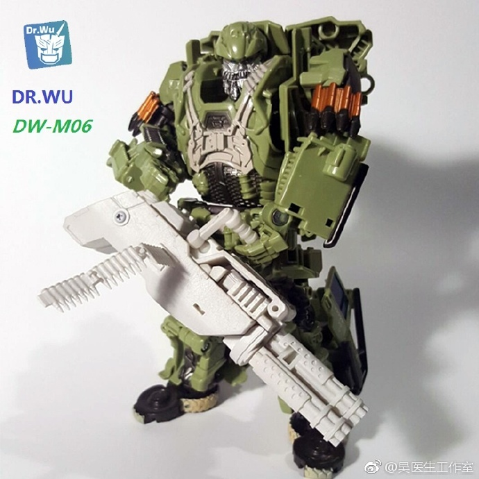 Dr Wu DW-M06 TLK Voyager Hound kit | TFW2005 - The 2005 Boards