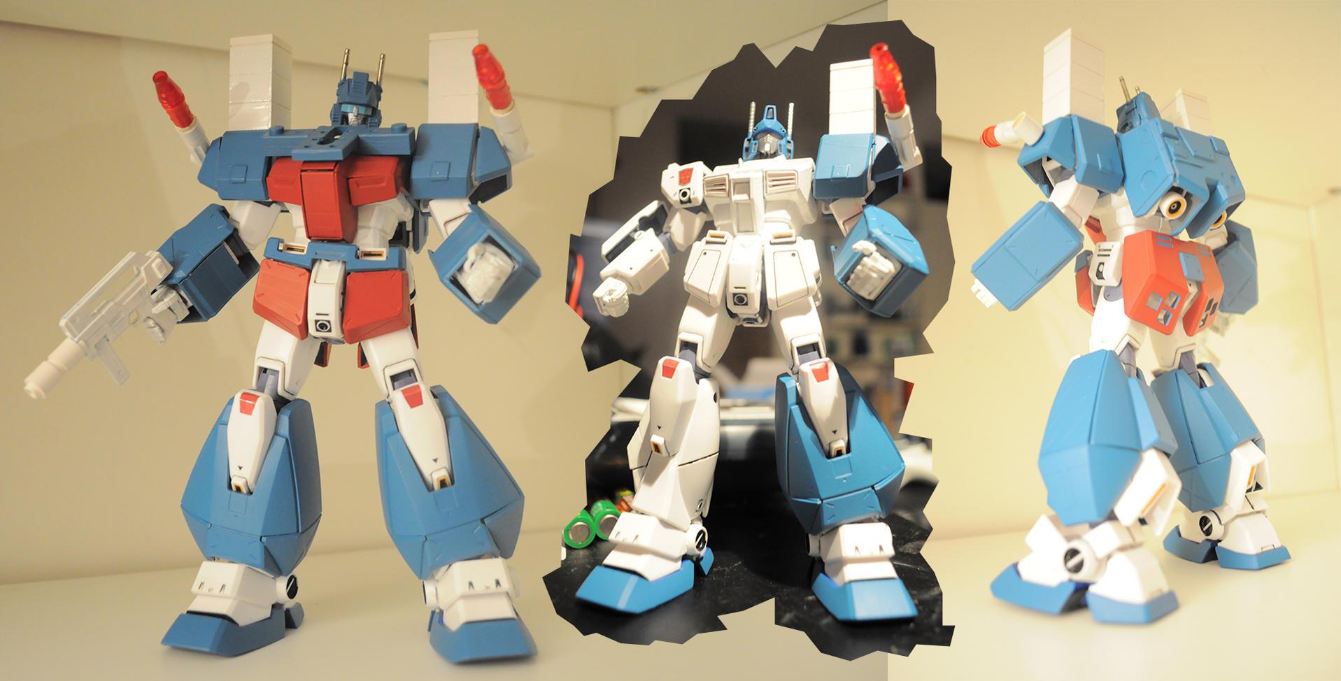 heavy scratch gundam crossover