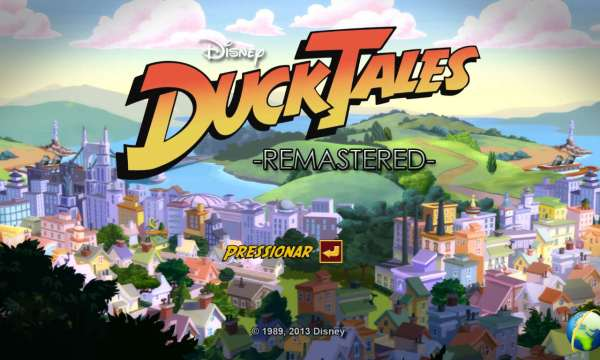 Review: DuckTales Remastered. DuckTales Remastered - Review