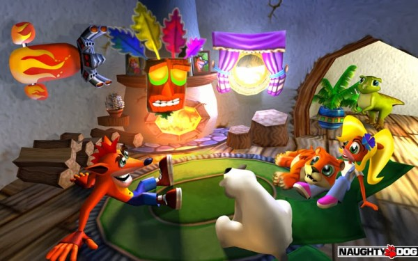 Crash Bandicoot Personagens