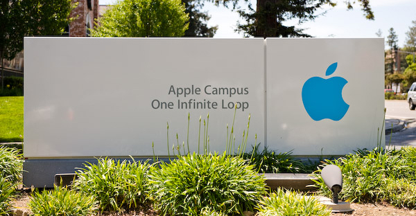 Apple Campus Infinite Loop