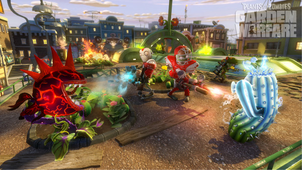 Plants vs. Zombies Garden Warfare em português