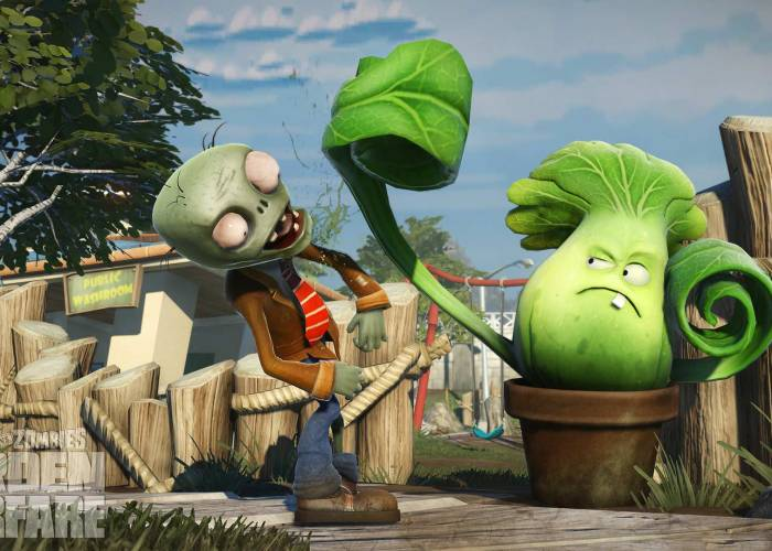 Plants vs. Zombies Garden Warfare Review Completo