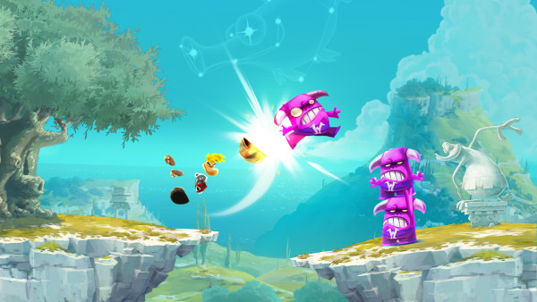 Rayman Legends Brasil Xbox One