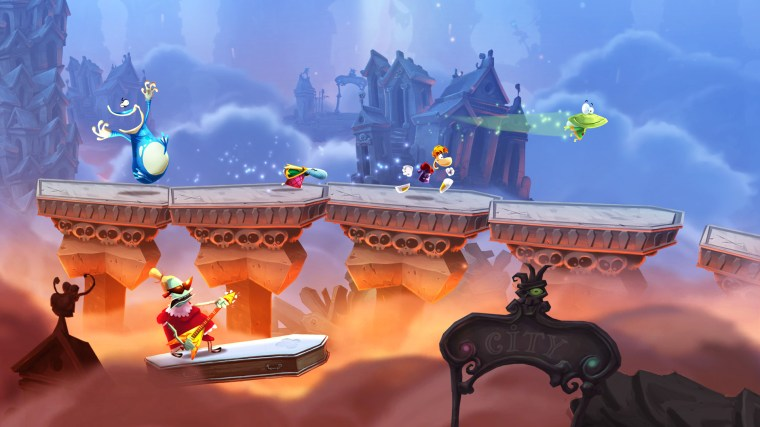 Rayman Legends Review Xbox One e PS4