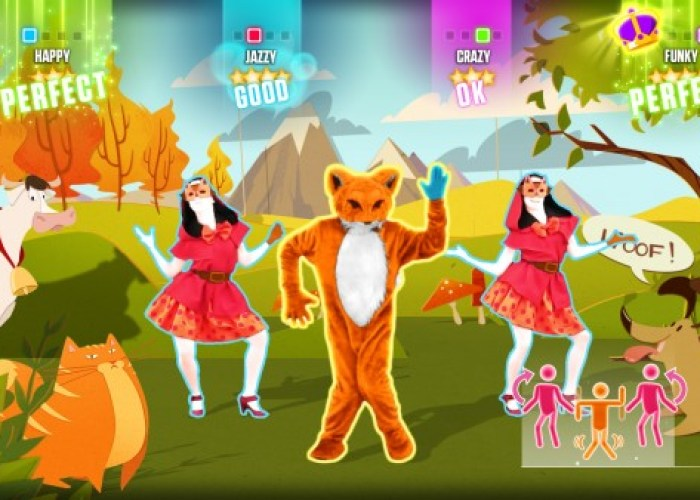 Review Just Dance 2015 Xbox One